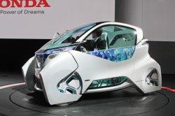 Honda: будущее будет электрическим