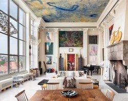 Нью-Йоркскую квартиру превратили в арт-объект