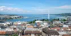 Женева: три дня на берегу