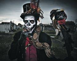 Город живых мертвецов: как выжить в мистическом Новом Орлеане