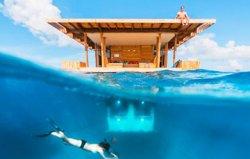Названы 10 самых удивительных отелей мира